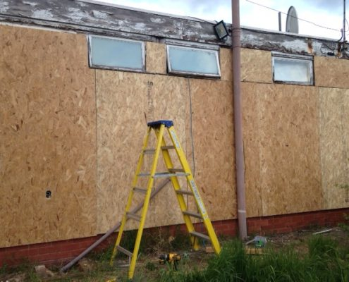 before cladding repairs betfred